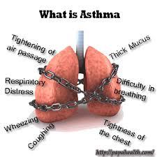 tanda asthma