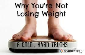 Kenapa berat badan tidak turun ?