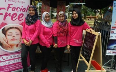 Spa Muslimah Di Senawang yang patut anda kunjungi untuk membelai diri