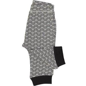 Zwart-witte legging