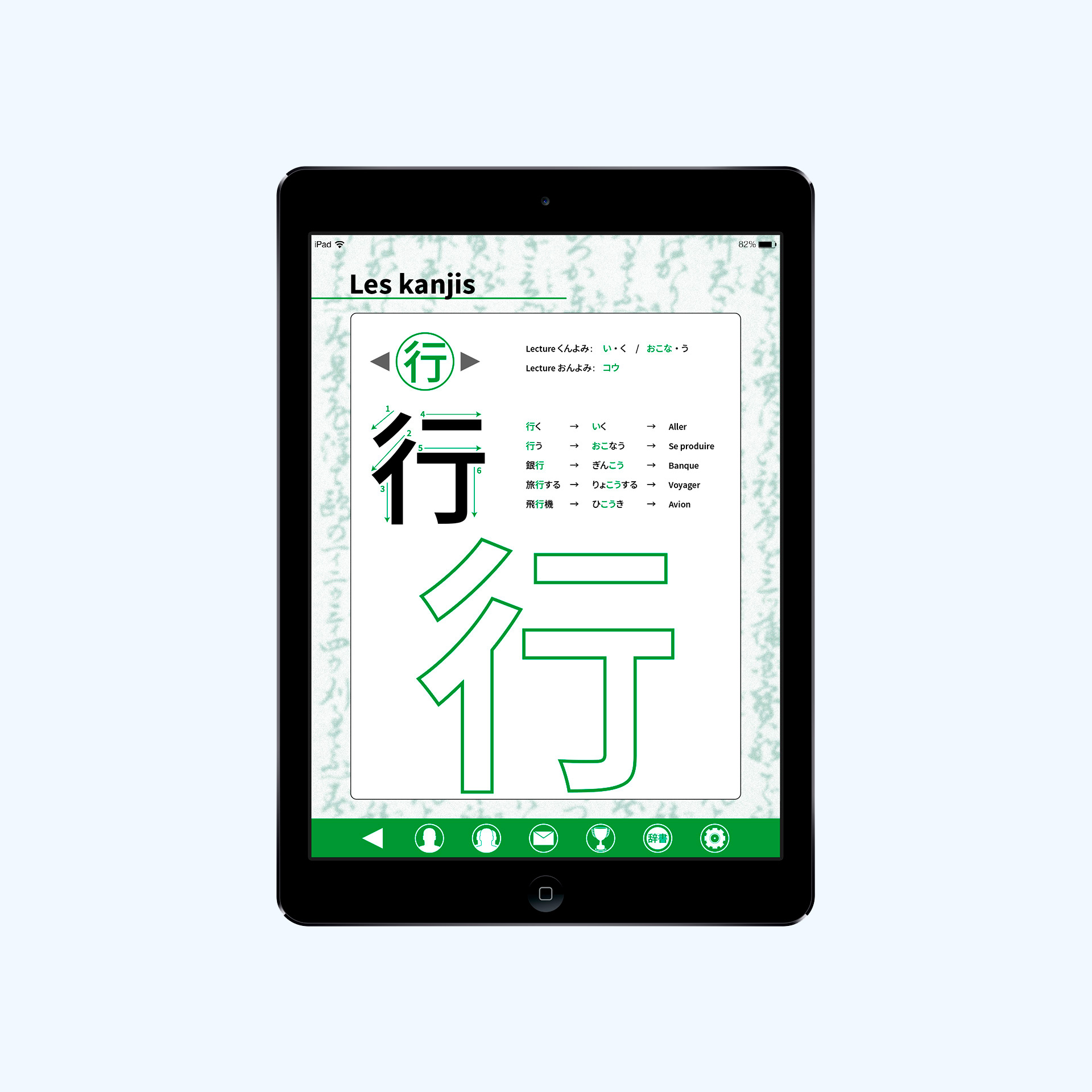 JAPprends les kanjis