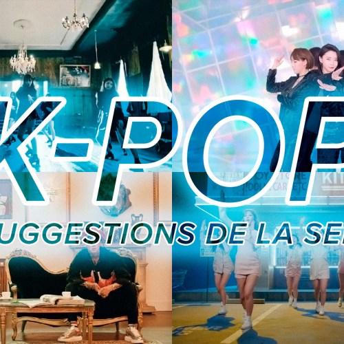 K-Pop du 8 au 14 janvier 2017