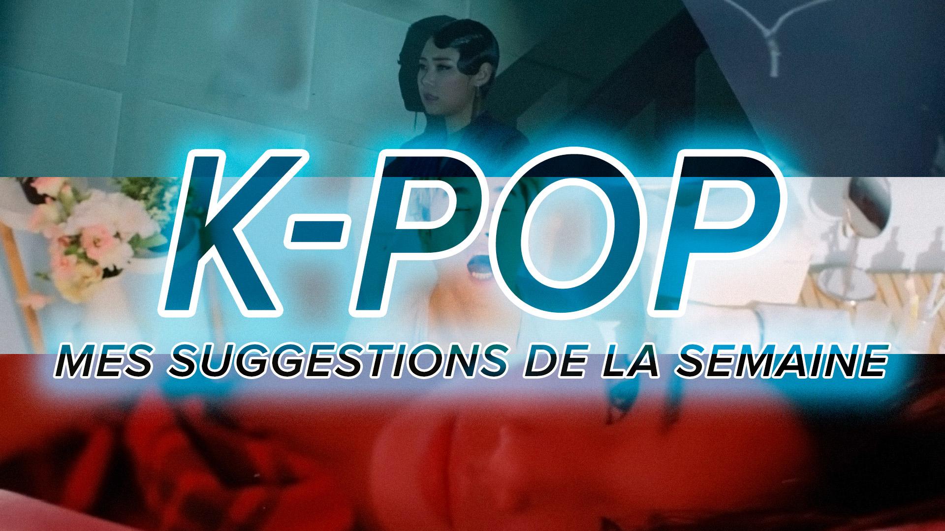 K-Pop du 22 au 28 janvier 2017