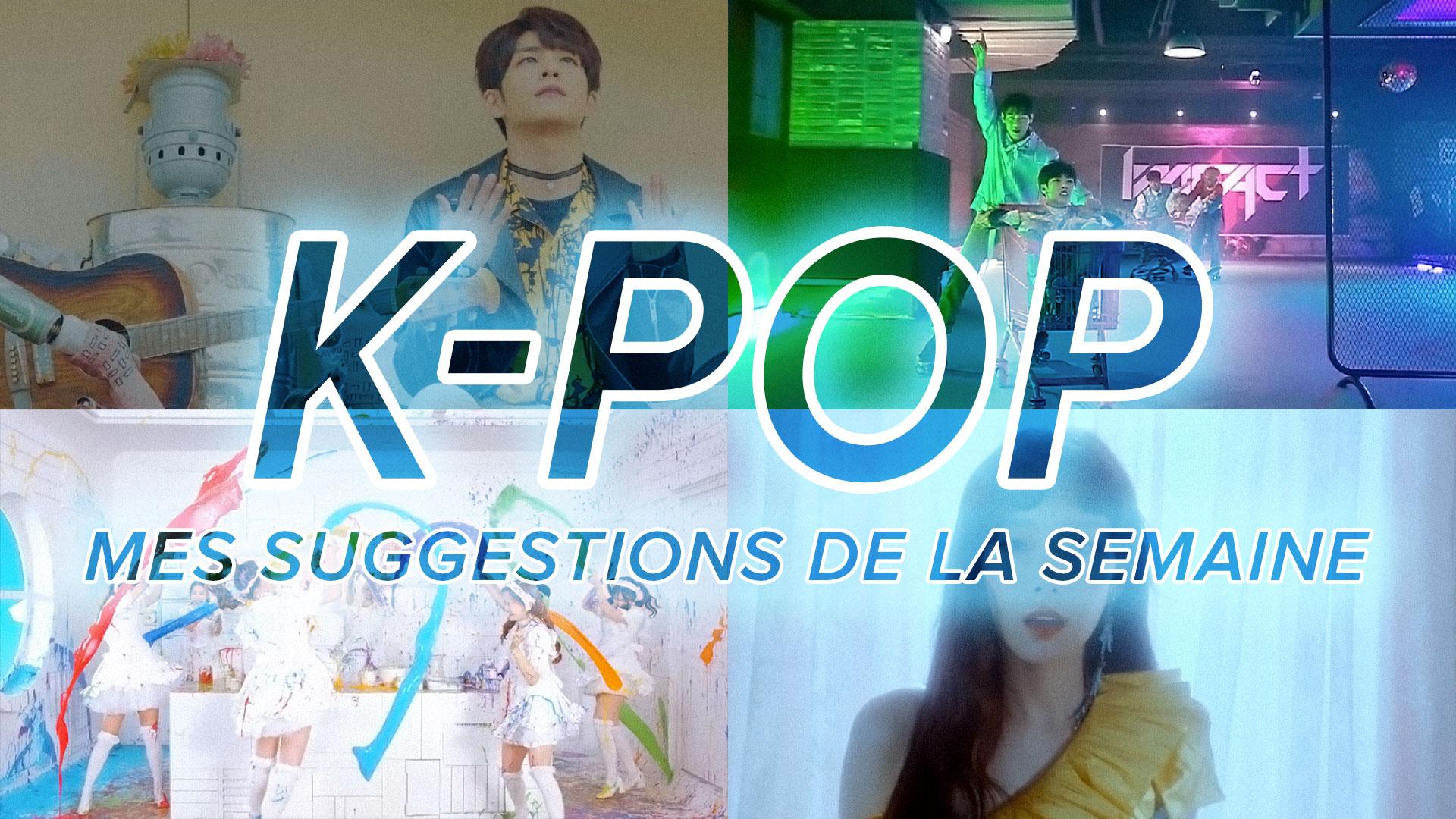 K-Pop du 2 au 8 avril 2017