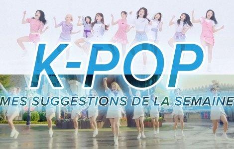 K-Pop du 23 au 29 avril 2017