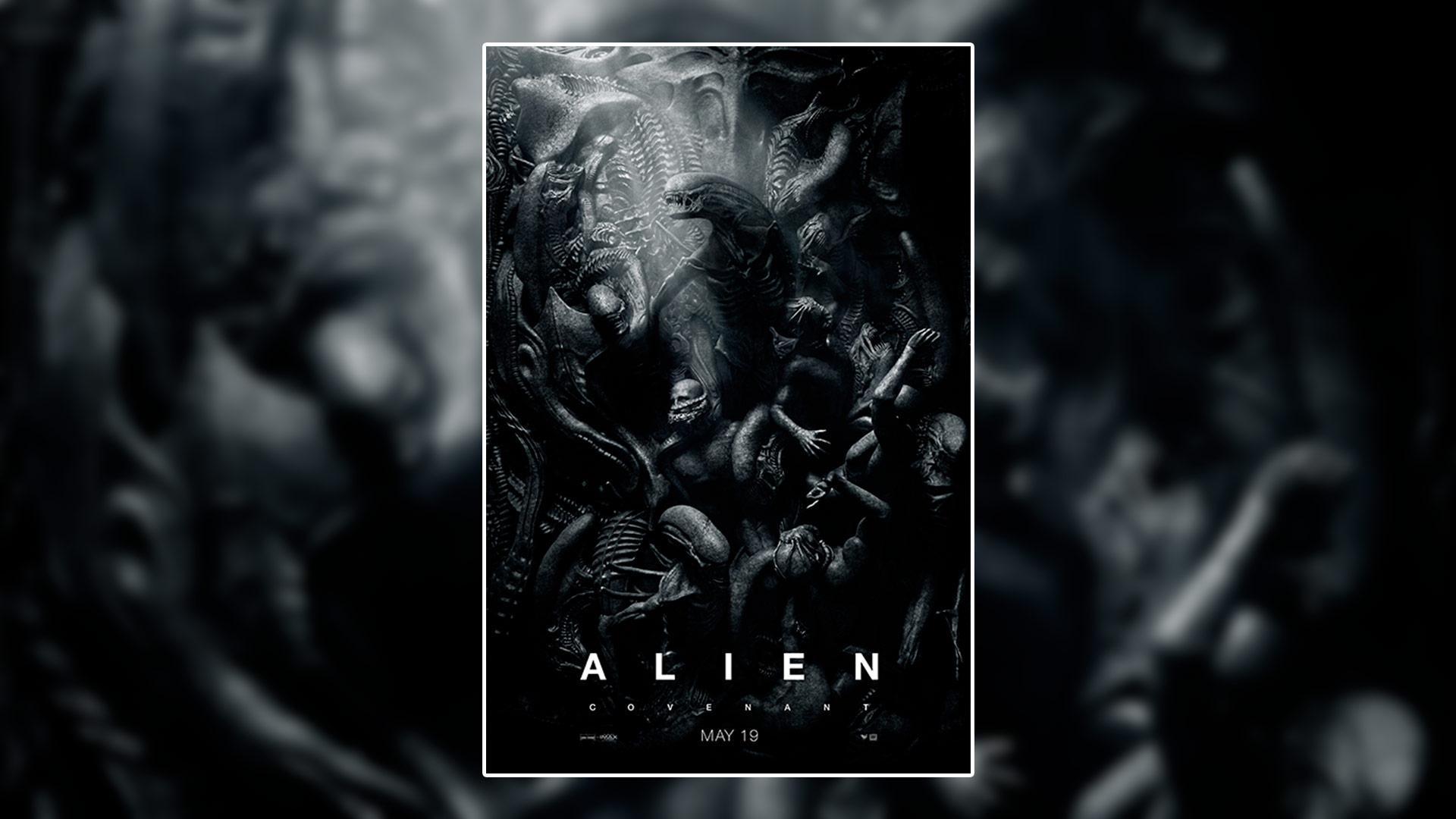 Alien : Covenant - Concours EN