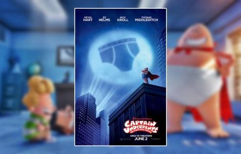 Captain Underpants - Concours