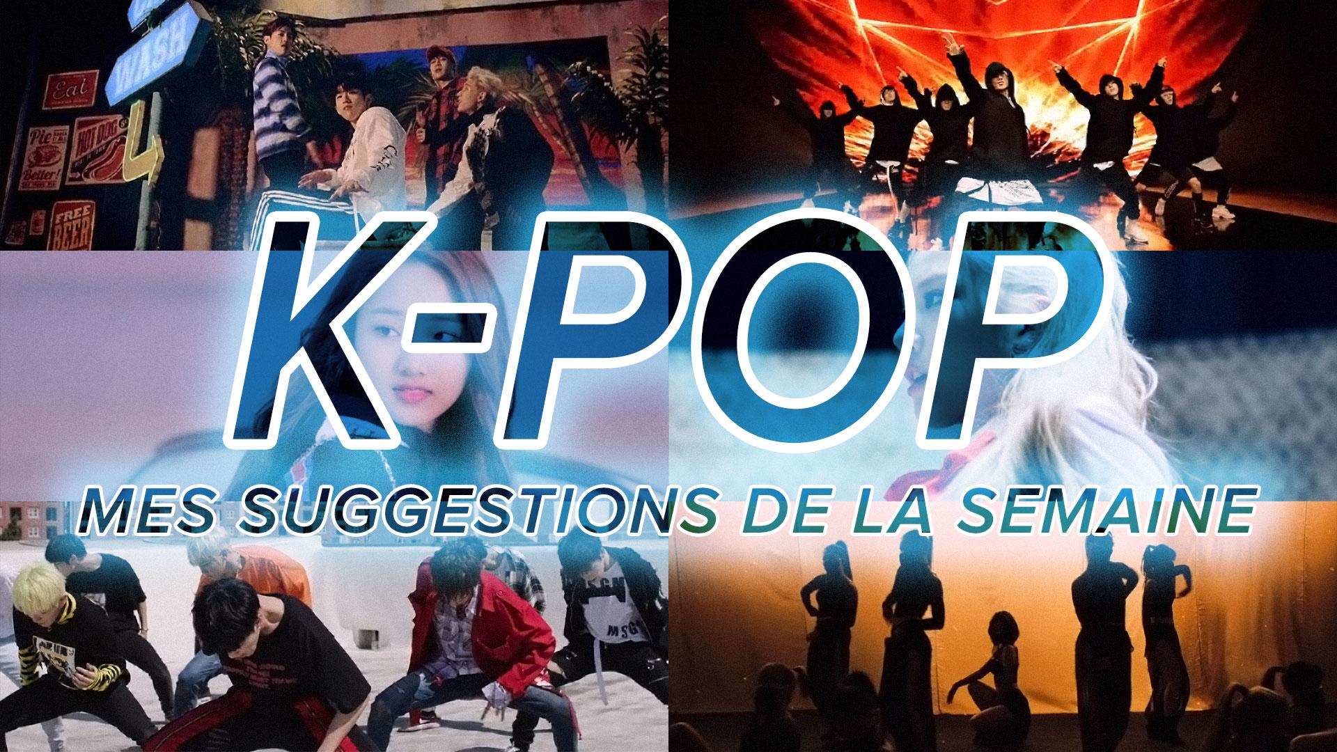 K-Pop du 21 au 27 mai 2017