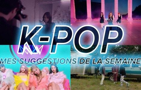 K-Pop du 18 au 24 juin 2017
