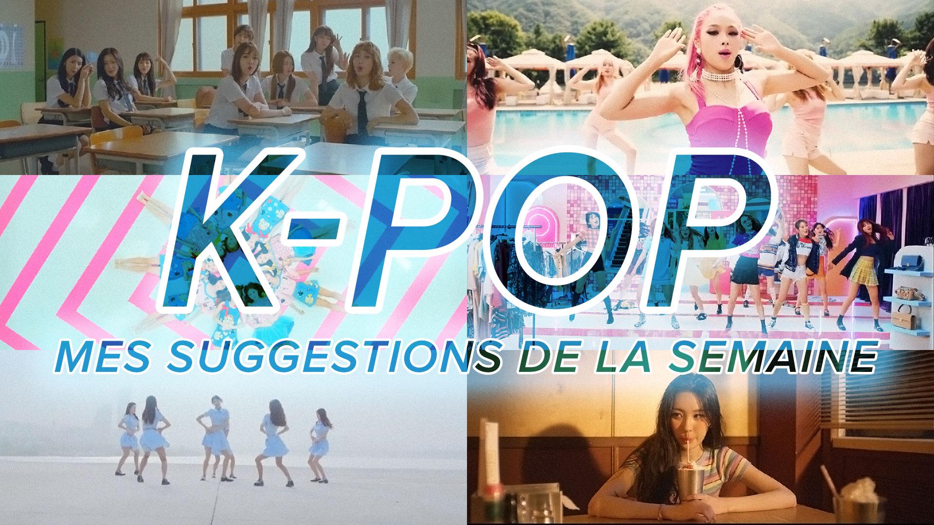 K-Pop du 20 au 26 août 2017 – Pristin