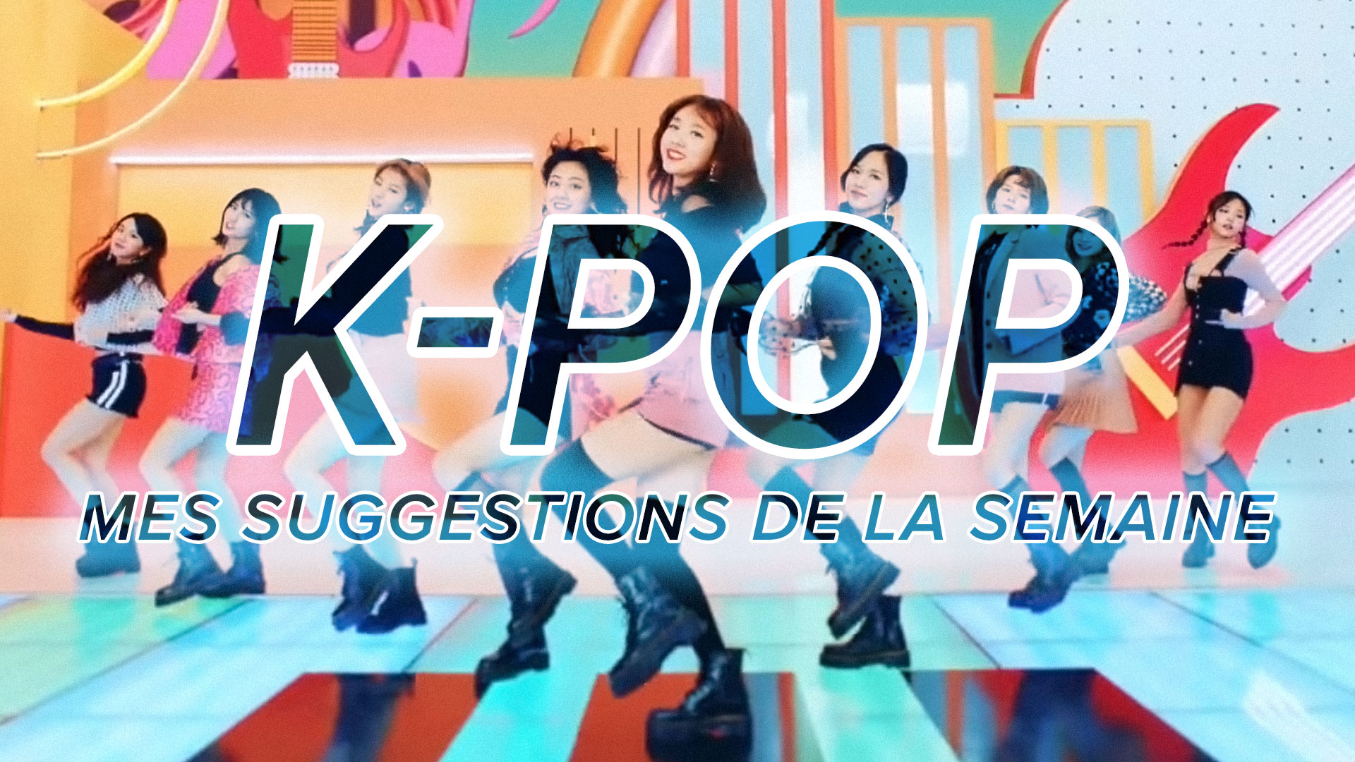 K-Pop du 1er au 7 octobre 2017 – Twice