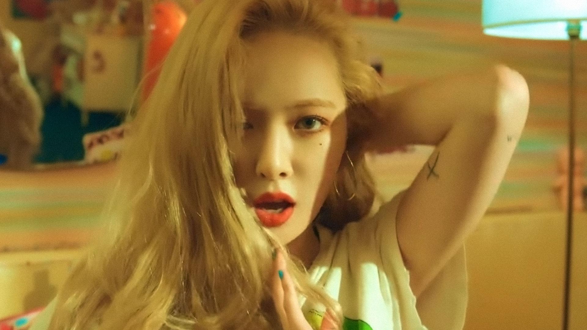 K-Pop du 3 au 9 décembre 2017 – HyunA