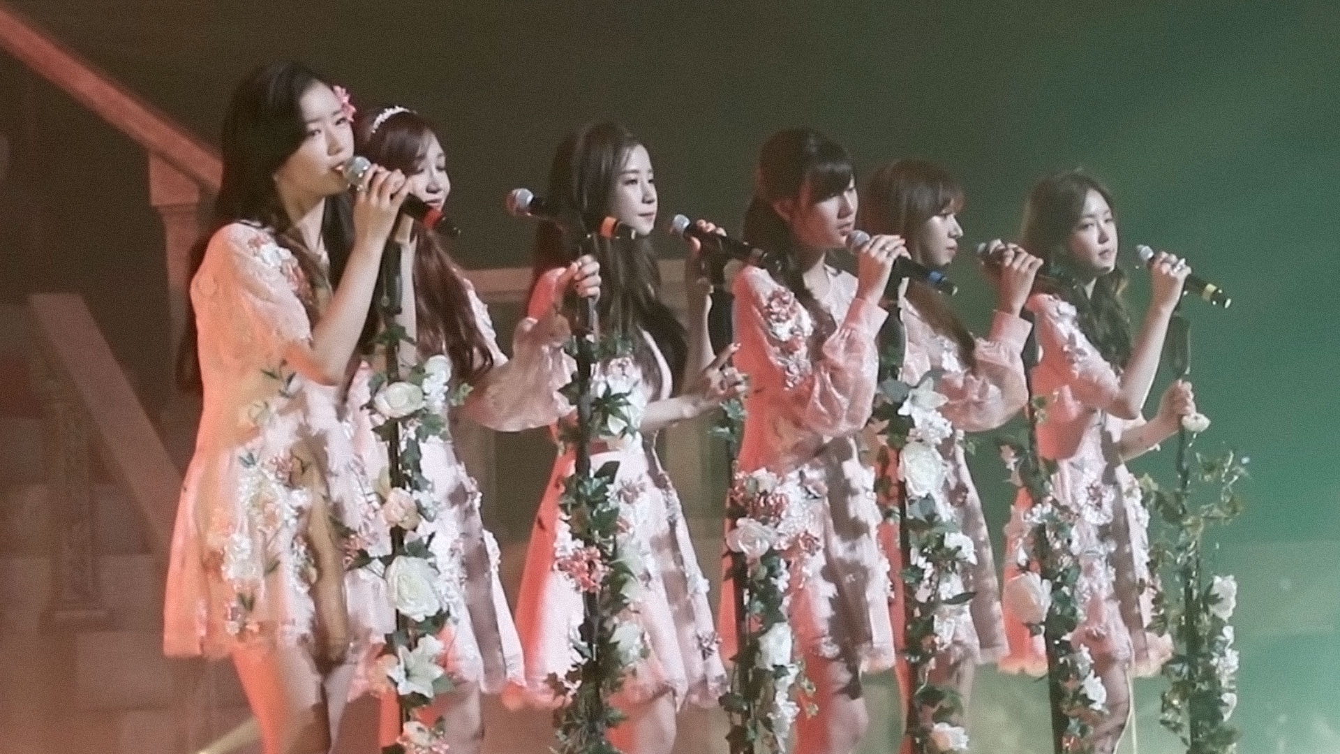 K-Pop du 15 au 21 avril 2018 – Apink