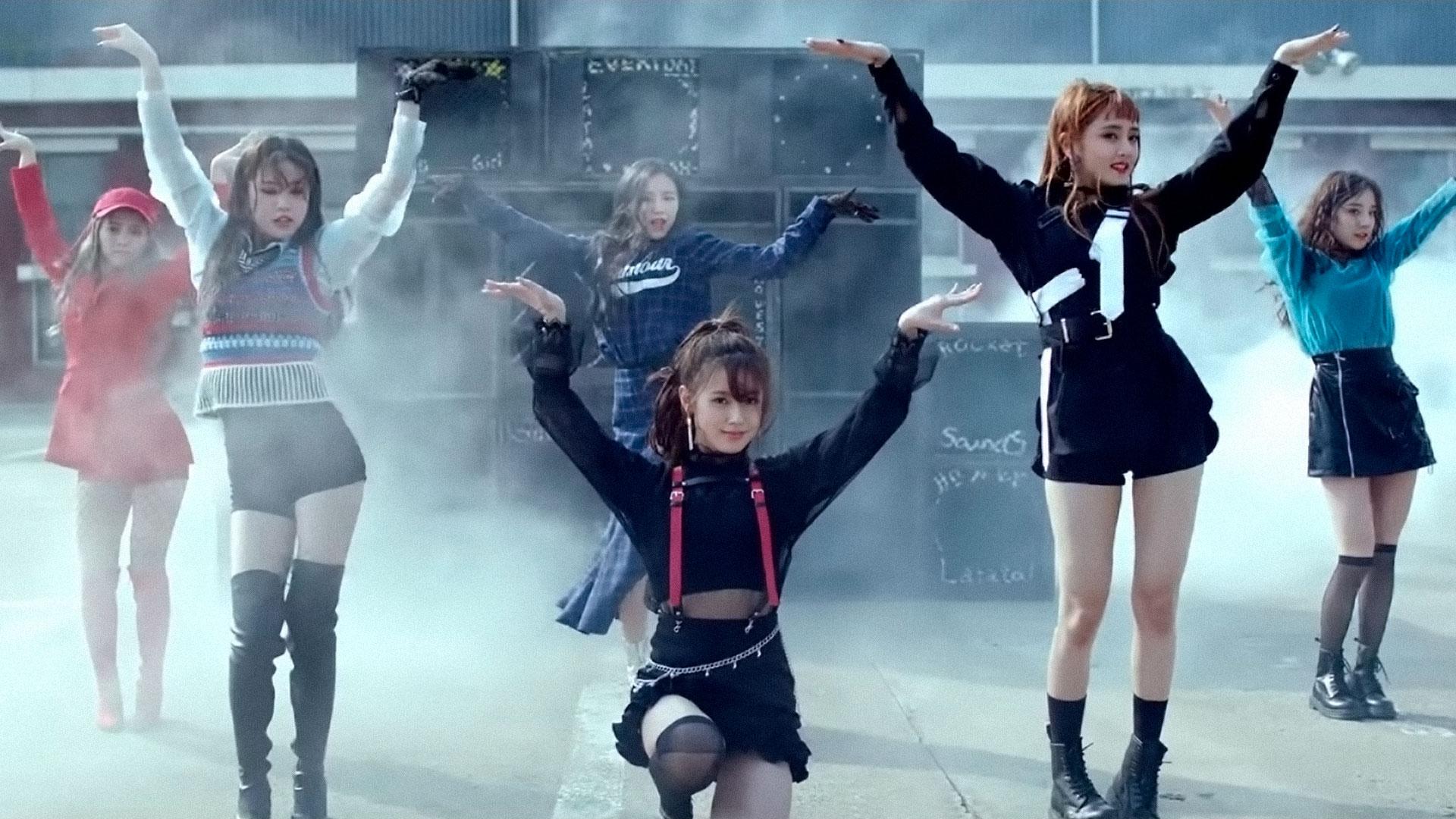 K-Pop du 1er au 5 mai 2018 – (G)I-DLE