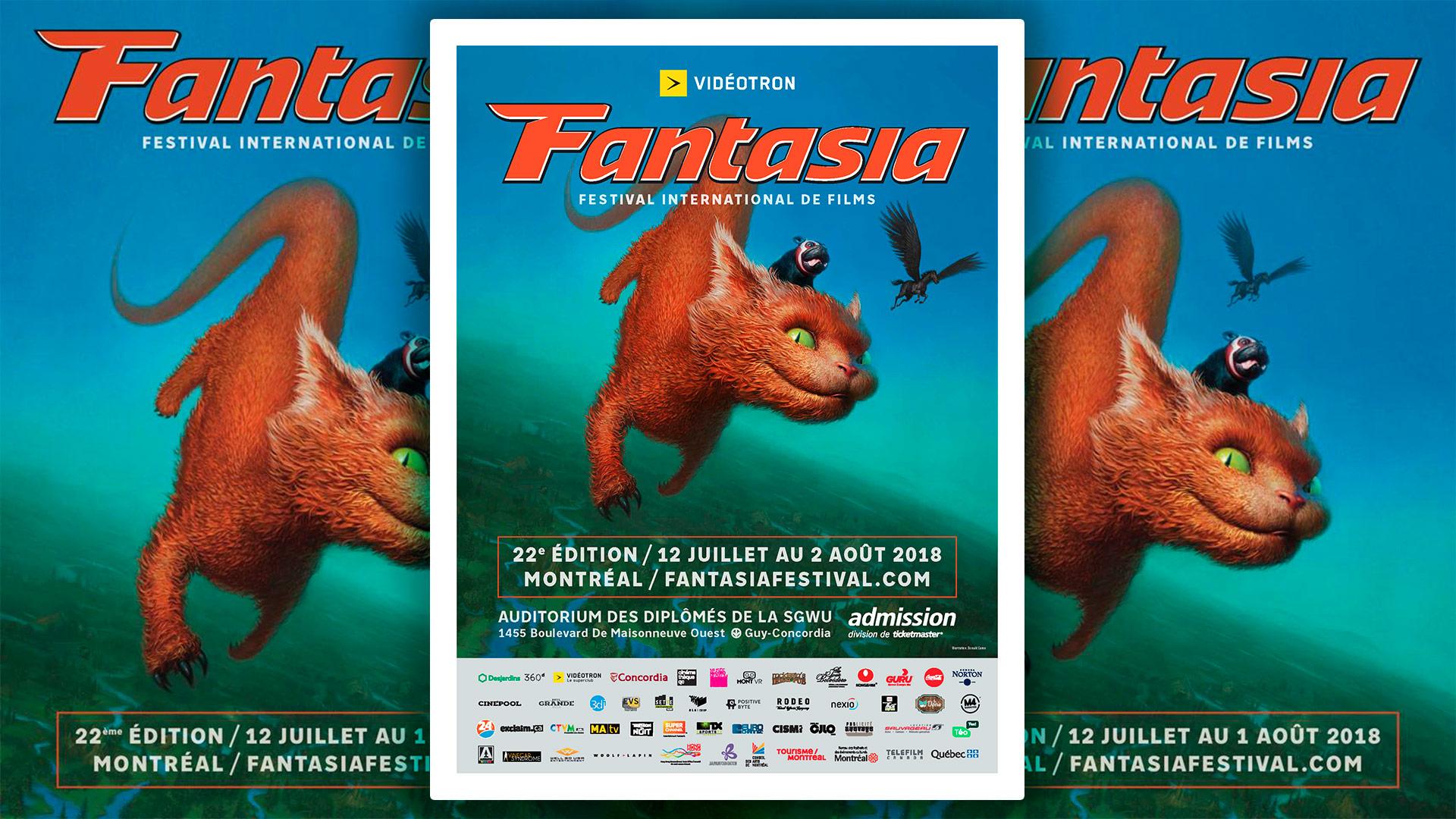 Fantasia 2018
