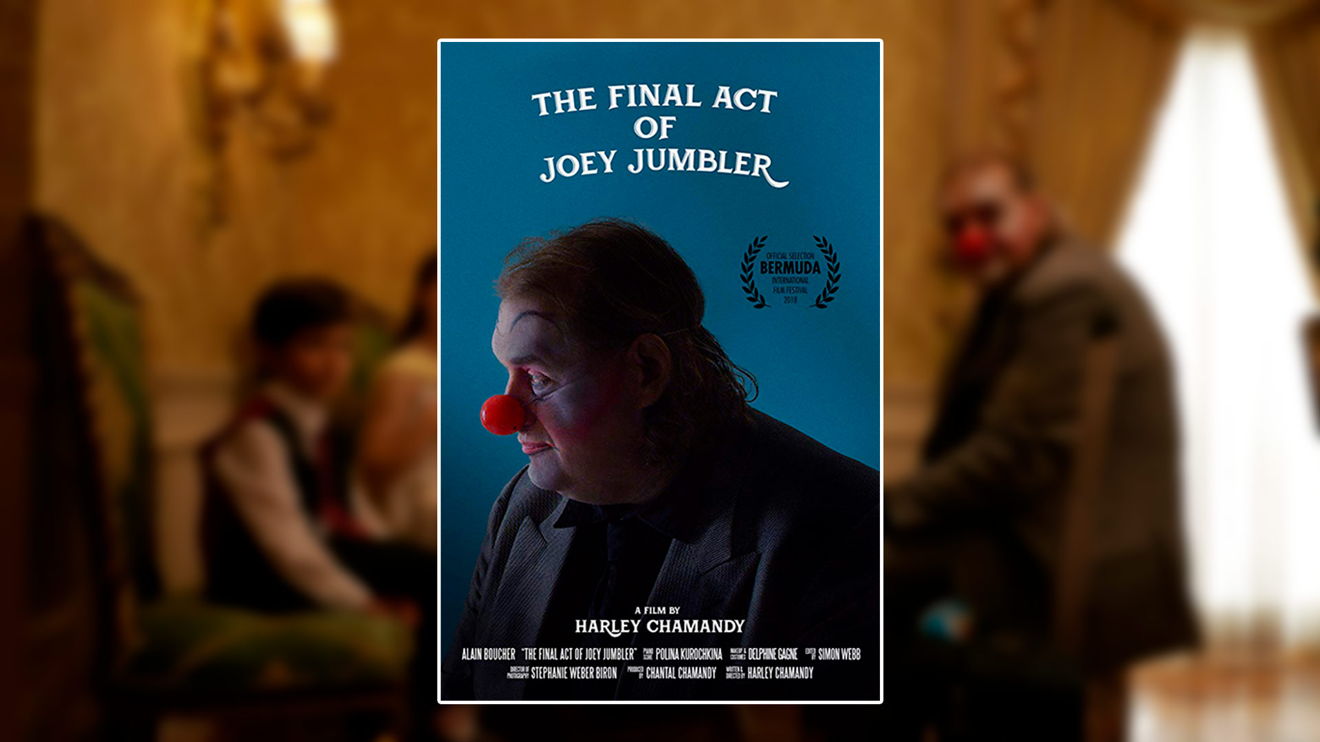 The Final Act of Joey Jumbler