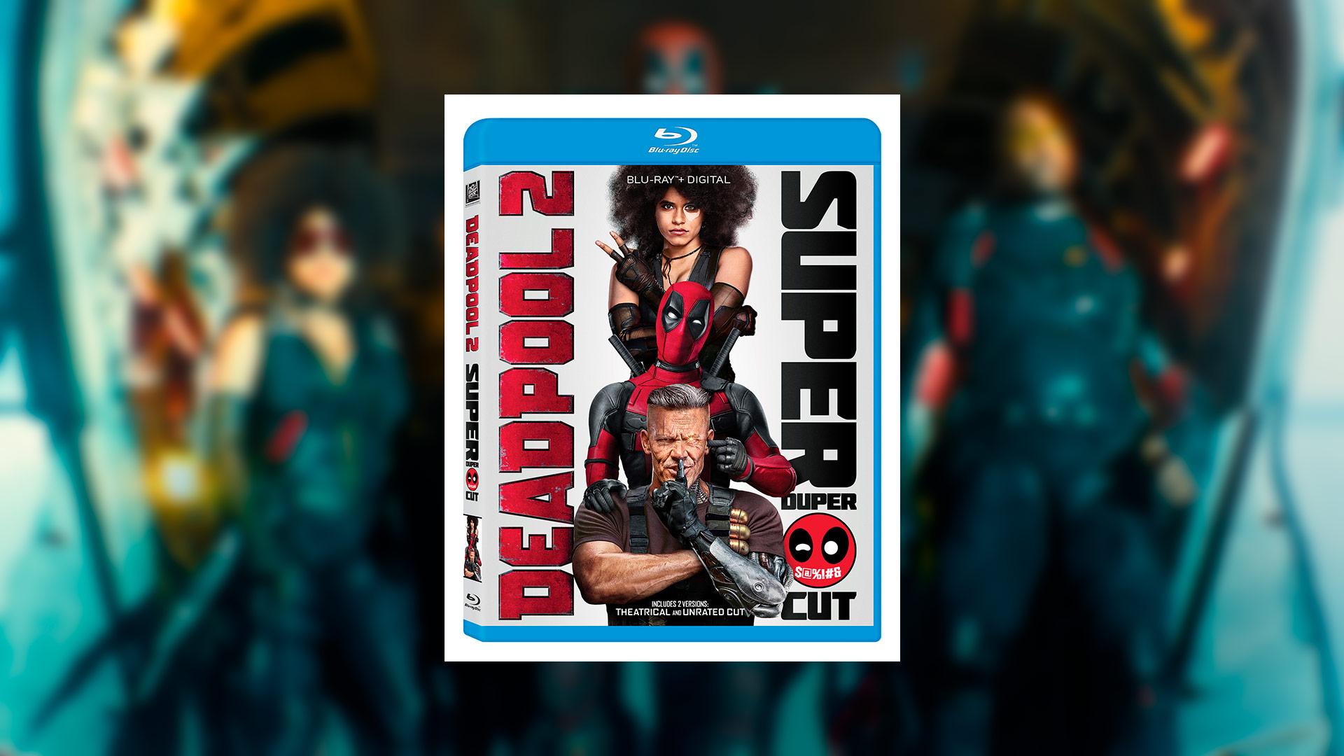 Deadpool 2 – Super Duper $@%!#& Cut