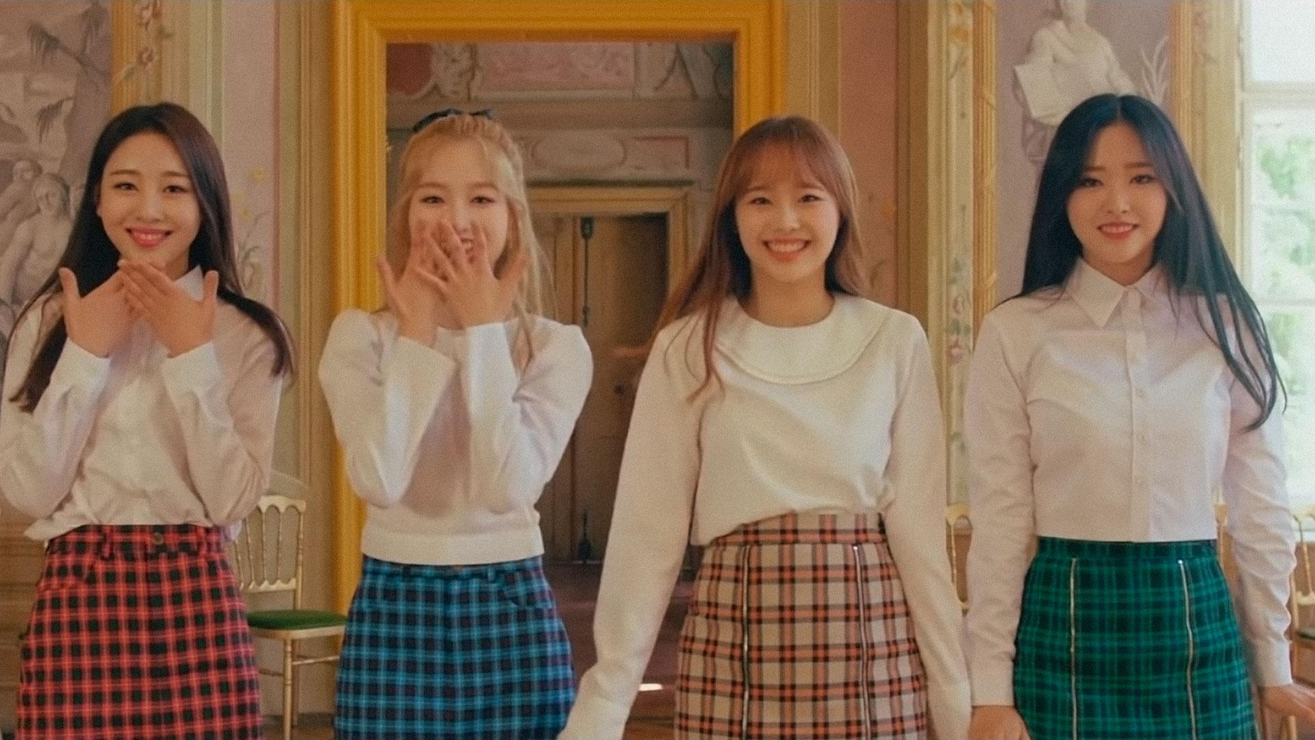 K-Pop du 27 au 31 mai 2018 – LOONA/yyxy]