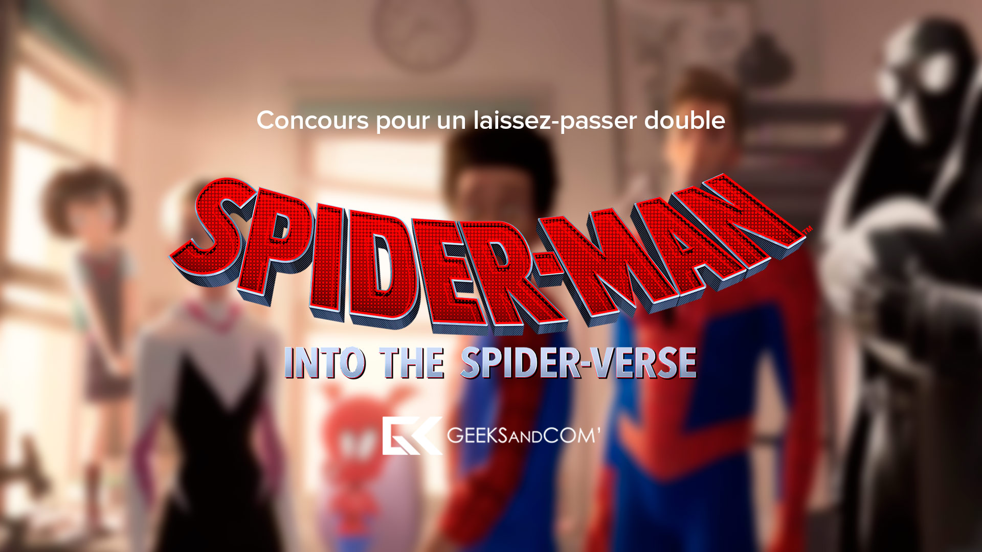 SPIDER-MAN : DANS LE SPIDER-VERSE