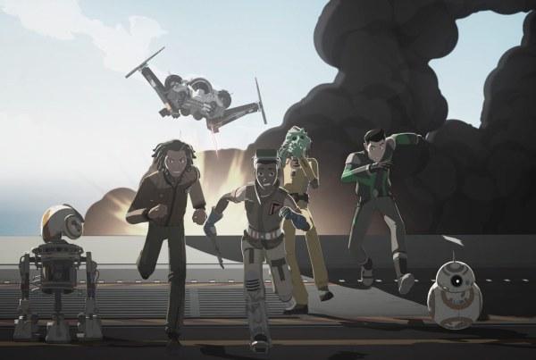 Star Wars: Resistance – Saison 1