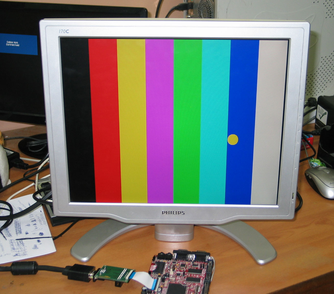 hight resolution of lcd to vga schematic images gallery