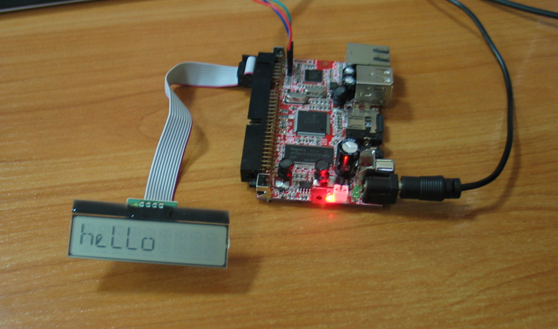 Wiringpi I2c Example C