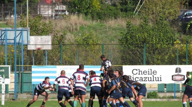 rugby olimpia - Victorie tonifiantă pentru rugbyști