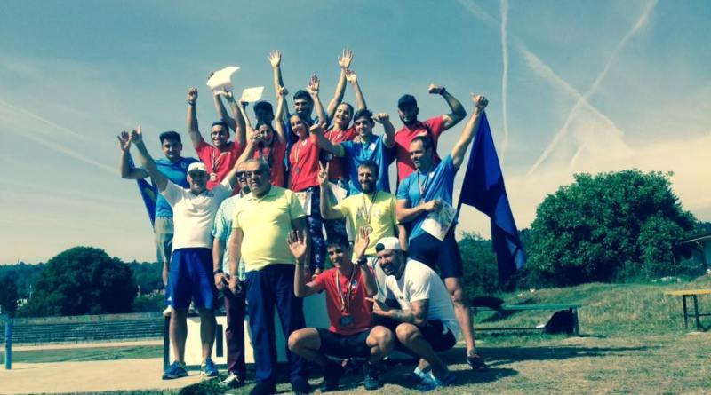 bobsmuscel - Boberii s-au remarcat la Campionatele Naționale de starturi
