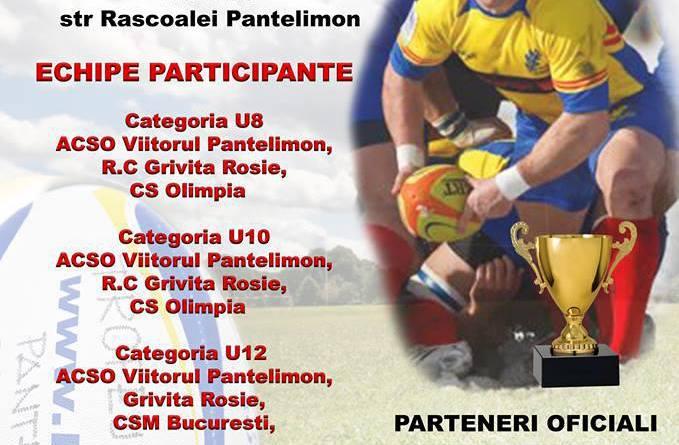 """trofeu - Rugbyștii la Trofeul """"Petre Mitu"""""""