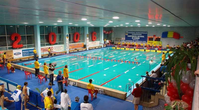 hunedoara1 - Participare la Campionatele Naționale de înot în bazin scurt