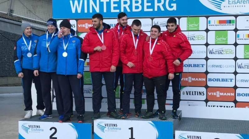 win - Florin Coman campion european