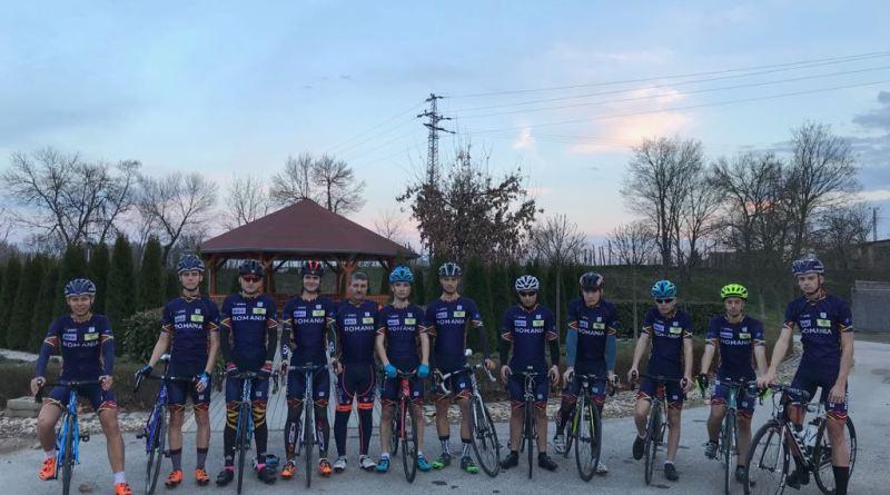 radudragoiu 1 - Radu Drăgoiu în echipa națională de ciclism