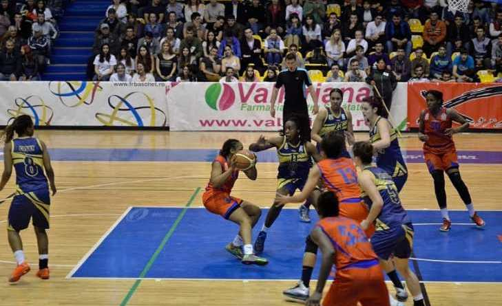 sst 1 - Turneu final la Târgoviște pentru baschetbaliste