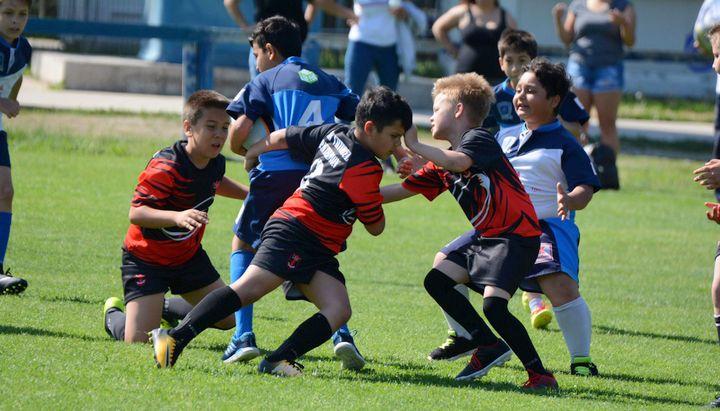 mcm - Rugbyștii pe loc de podium