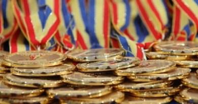 Aurelian Dragomir medaliat la Balcaniadă