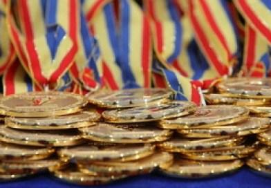 Săritorii Olimpiei remarcați la Campionatele Naționale