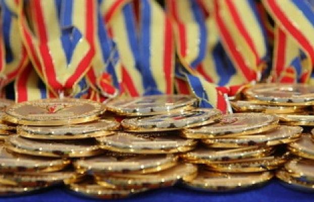 medalii 1 - Săritorii Olimpiei remarcați la Campionatele Naționale