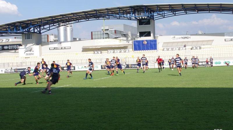ani 3 - Rugbyștii învinși în Italia