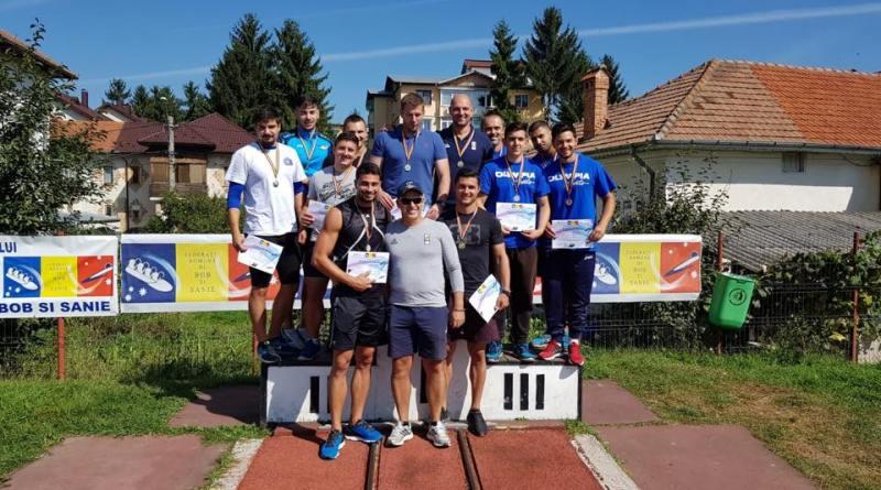 clung - Numele câștigătorilor celor 14 medalii la Campionatele Naționale de starturi, bob și skeleton