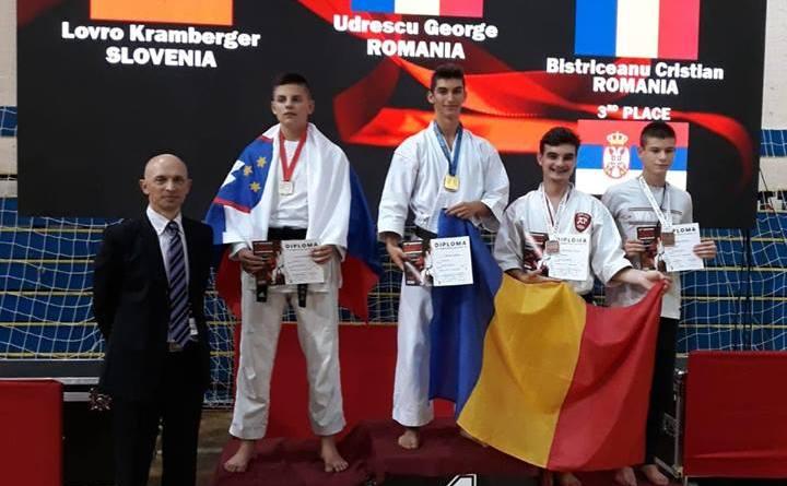 karatetrad - Medalii la Campionatele Europene de karate tradițional