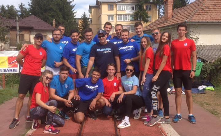 scurtu 2 - Boberii au cucerit 14 medalii la Naționalele de starturi
