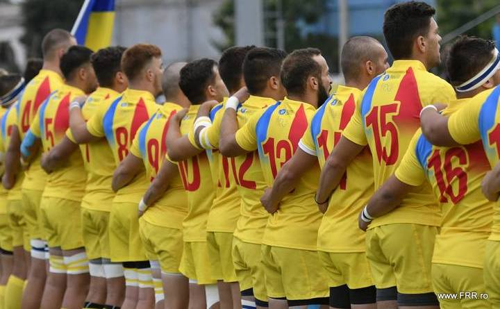 spania - Spania - România 70-6 la rugby