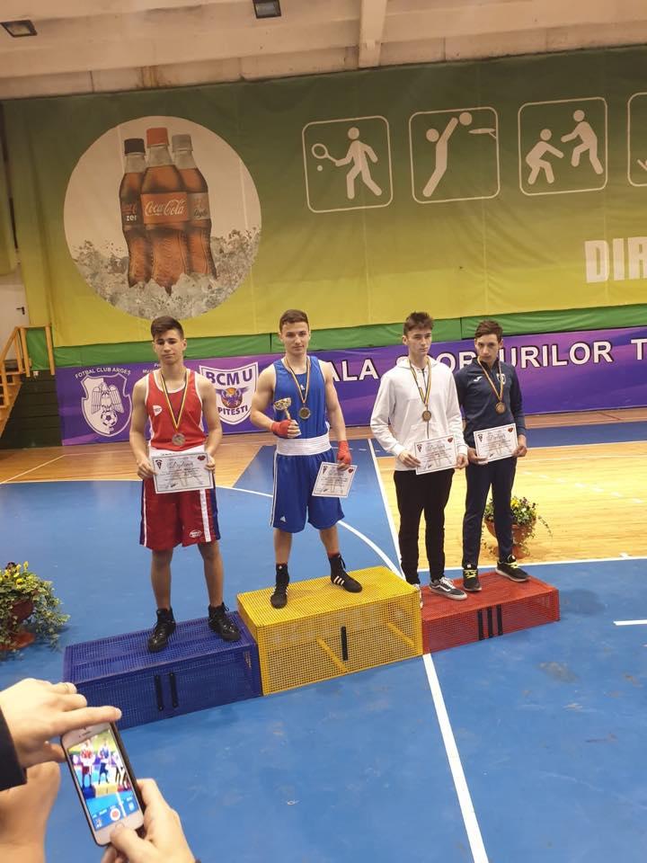 Cătălin Vicențiu a câștigat Cupa României