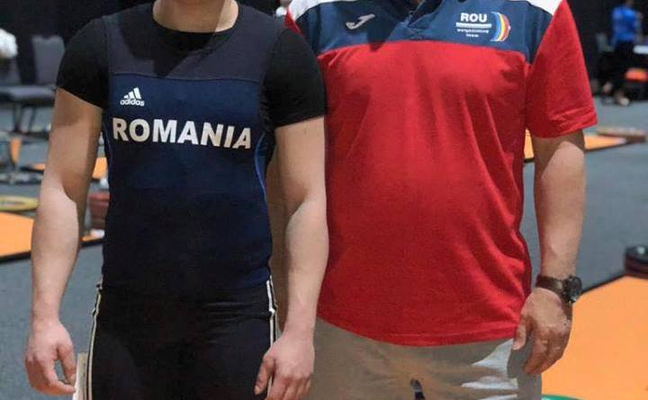 lepsa - Irina Lepșa campioană la Arafura Games