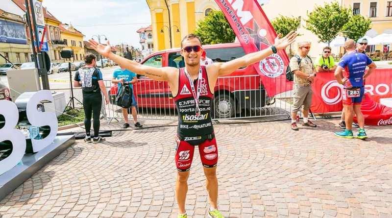 alextoma - Alex Toma vicecampion național Ironman