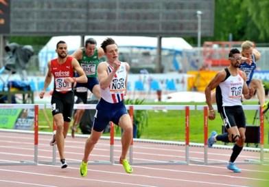 Doi atleți la Campionatul European pe echipe