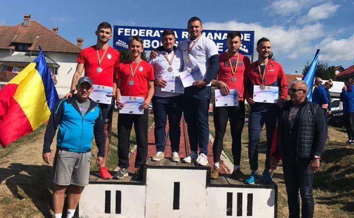 danscurtu 2 - Record de medalii pentru boberi