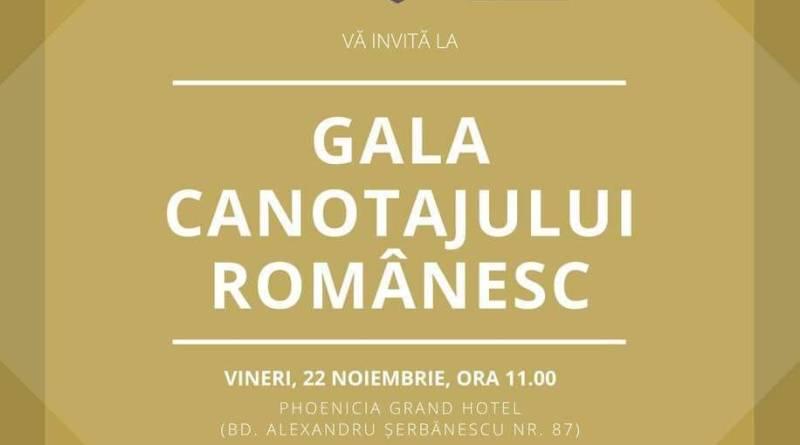 galacanotaj - CS Olimpia București menționată la Gala Canotajului Românesc