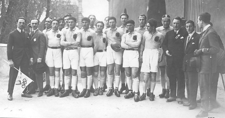 frr96 - Remember! Rugbyștii români medaliați la JO 1924