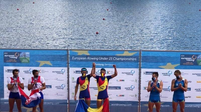 canotaj 1 - Canotorii au obținut 10 medalii la Campionatele Europene de tineret